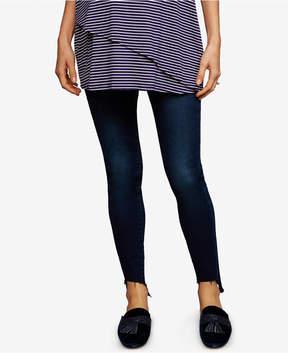 Articles of Society Maternity Dark Wash Skinny Jeans