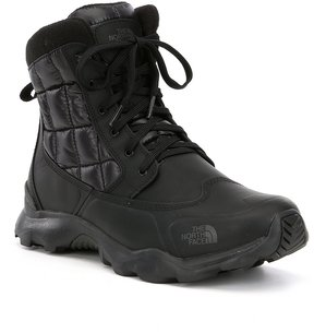 The North Face Mens Thermoball Waterproof Cold Weather Zip Boots