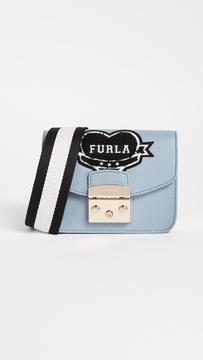 Furla Metropolis Post Mini Cross Body Bag