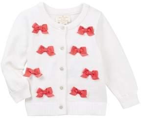 Kate Spade bow cardigan (Baby Girls)
