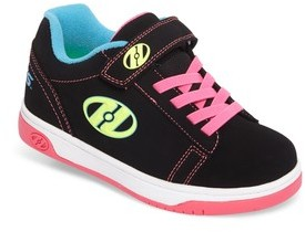 Heelys Girl's Dual Up Wheeled Skate Sneaker