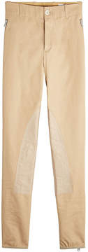 Alexander McQueen Cotton Pants