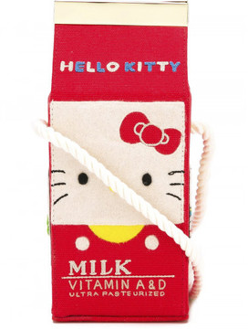 Olympia Le-Tan 'Face Milk Box' crossbody bag