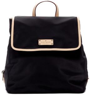 Kate Spade Kennedy Park Neko Nylon Backpack - ASH - STYLE
