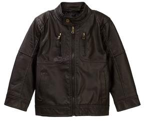 Urban Republic Quilted Moto Jacket (Little Boys)