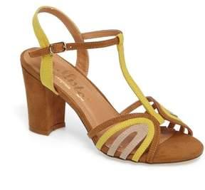 Callisto Women's Carma T-Strap Sandal