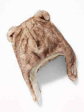 Old Navy Faux-Fur Trapper Hat for Baby