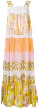 Emilio Pucci long sequin embellished dress