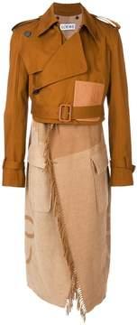 Loewe Blanket trench coat