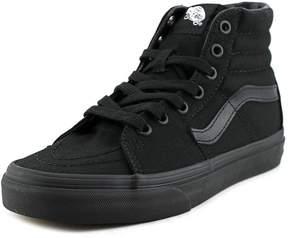 Vans Unisex Sk8-Hi Black/Black/Black Skate Shoe size 8.5