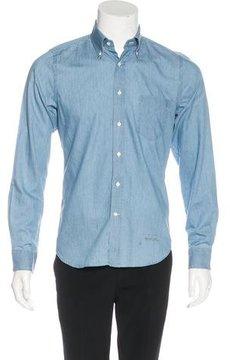 Gant Woven Button-Up Shirt