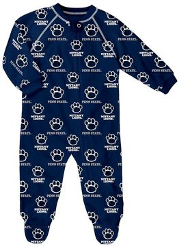 NCAA Baby Penn State Nittany Lions Team Logo Coverall