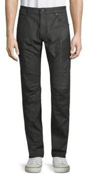 Pierre Balmain Stretch Cotton Skinny Jeans