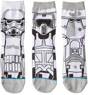 Stance Trooper Men's Crew Cut Socks Shoes