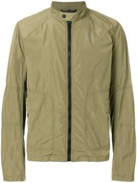 Belstaff fitted long sleeved jacket