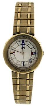 Corum Admirals Cup 18K Yellow Gold 24mm Watch