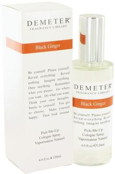 Demeter Black Ginger Cologne Spray for Women (4 oz/118 ml)