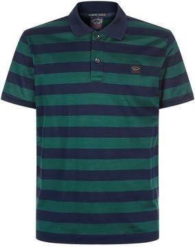 Paul & Shark Bar Stripe Polo Shirt