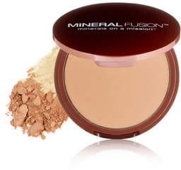 Mineral Fusion Pressed Powder Foundation - Olive 3