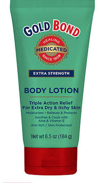 Gold Bond Medicated Body Lotion, Extra Strength