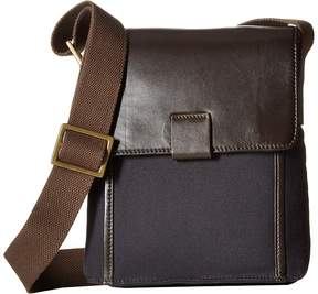 Scully Adrian Messenger Bag Messenger Bags
