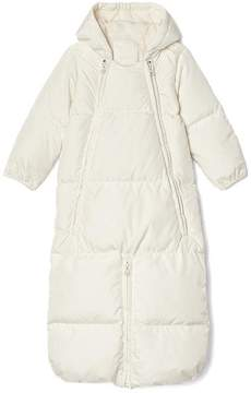 Gap Down puffer convertible bundler