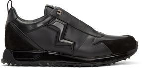 Fendi Black Speed Runner Sneakers