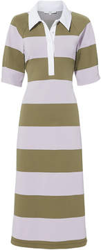 Tibi Rugby Midi Dress