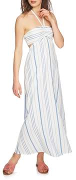 1 STATE 1.STATE Cinched Bodice Maxi Dress
