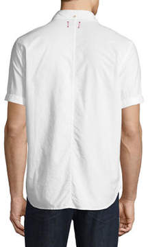 Joe's Jeans Men's Sandoval Short-Sleeve Sport Shirt