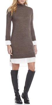 Daniel Cremieux Shelby Midi Knit Sweater Dress