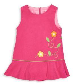 Florence Eiseman Toddler's & Little Girl's Sleeveless Floral Dress