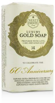 Nesti Dante 60 Anniversary Luxury Gold Soap With Gold Leaf (Limited Edition)