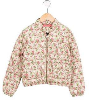 Moncler Girls' Lans Down Jacket w/ Tags