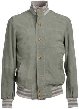 Harmont & Blaine Leather outerwear