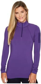 Arc'teryx Rho LT Zip Neck Women's Clothing
