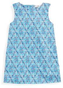 Vineyard Vines Toddler, Little Girl's & Girl's Printed Cotton Dress
