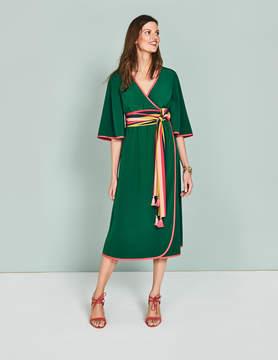 Boden Cornelia Wrap Dress