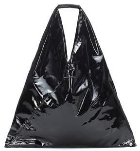 MM6 MAISON MARGIELA Japanese coated leather tote