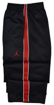 Nike Jordan Boys' Jumpman Athletic Training Pants-Black/Red-Large