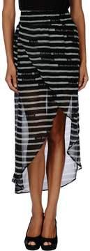 Diesel 3/4 length skirts