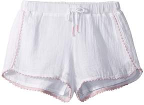 Polo Ralph Lauren Cotton Pull-On Shorts Girl's Shorts