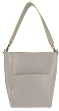 Lodis Berta Leather Bucket Bag - Blue