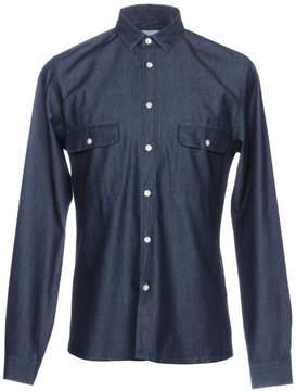 Commune De Paris 1871 + DIMANCHES Denim shirts