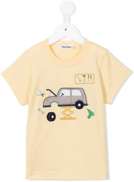 Familiar car repair T-shirt
