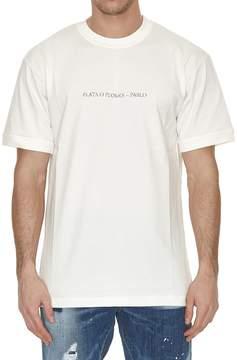 Ih Nom Uh Nit Plata Print T-shirt