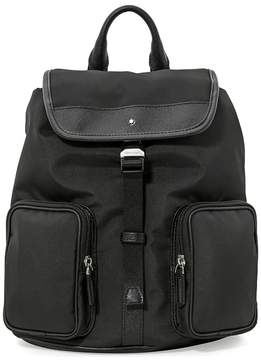Montblanc Sartorial Jet Small Nylon Backpack - Black