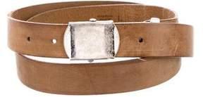 Maison Margiela Replica Leather Belt