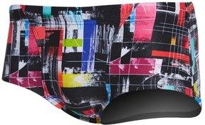 Funky Trunks Men's Test Signal Square Leg Brief Swimsuit 8162929