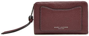 Marc Jacobs Compact Leather Wallet - RED - STYLE